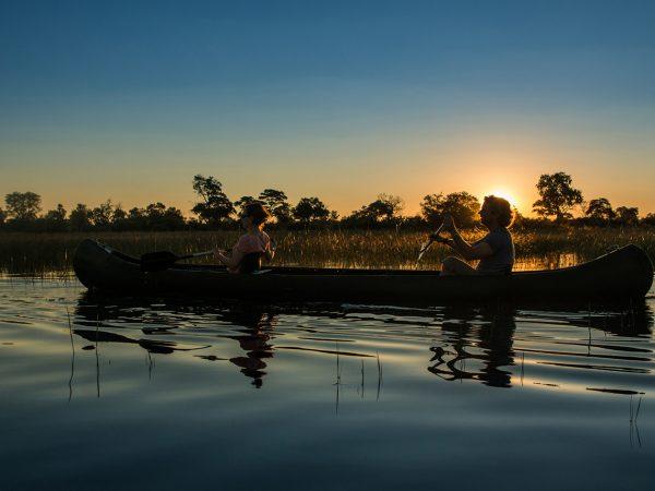 Great Plains Conservation Selinda Adventure Trail Night Drives