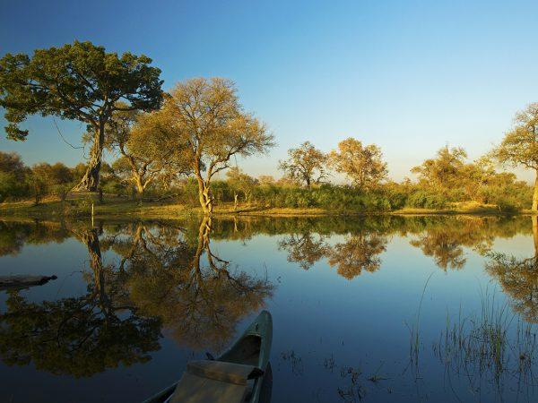 Great Plains Conservation Selinda Adventure Trail River