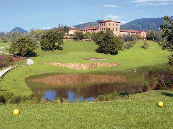 Grotta Giusti Tuscany Golf