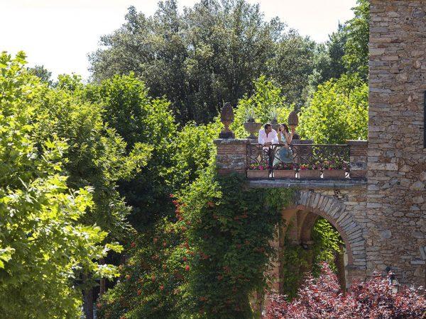 Grotta Giusti Tuscany Lobby View