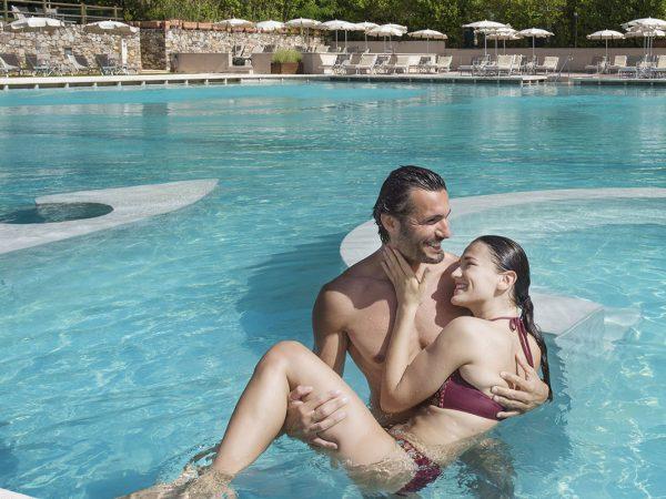 Grotta Giusti Tuscany Outdoor Pool
