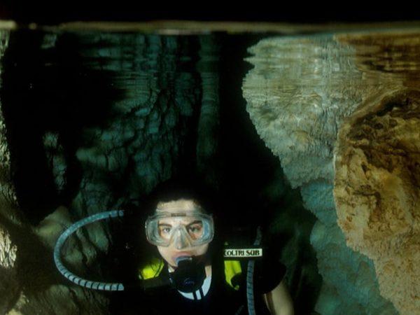 Grotta Giusti Tuscany Spa Diving