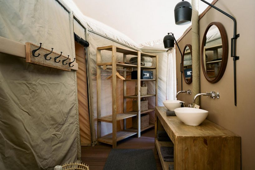 Hoanib Valley Camp Bathroom