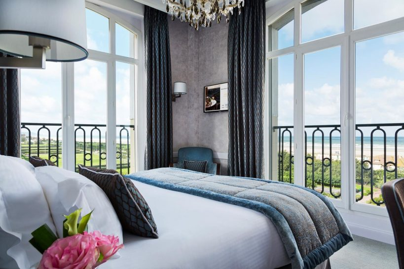 Hotel Barriere Le Royal Deauville Room