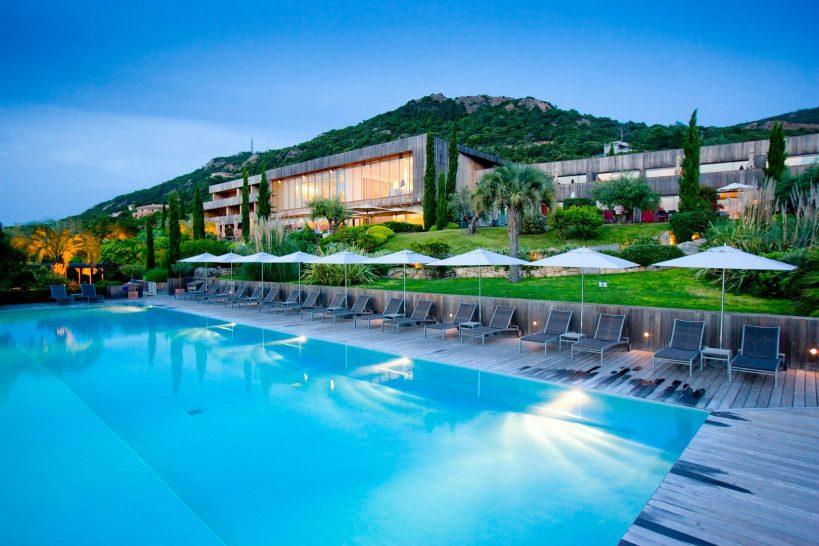Hotel Casadelmar Porto Vecchio Pool