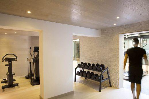 Hotel De Paris Saint Tropez Gym