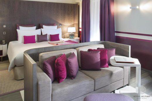 Hotel De Paris Saint Tropez Junior Suite
