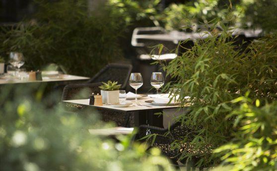 Hotel De Paris Saint Tropez Le Pationata Restaurant