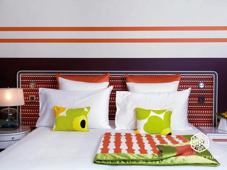 Hotel De Paris Saint Tropez Patio Terrace Room