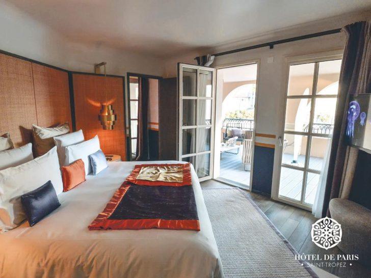Hotel De Paris Saint Tropez Prestige Suite