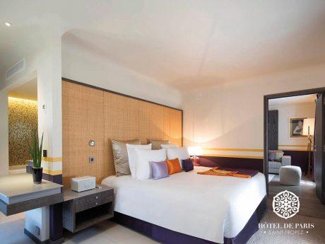 Hotel De Paris Saint Tropez Suite