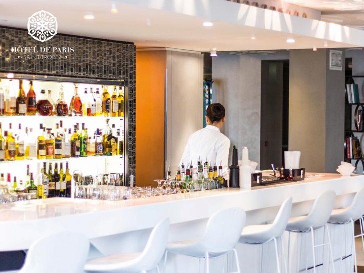 Hotel De Paris Saint Tropez The Atrium Bar