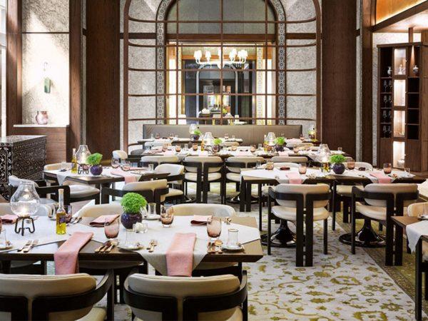 Hotel Fairmont Quasar Istanbul Aila