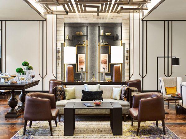 Hotel Fairmont Quasar Istanbul Demlique