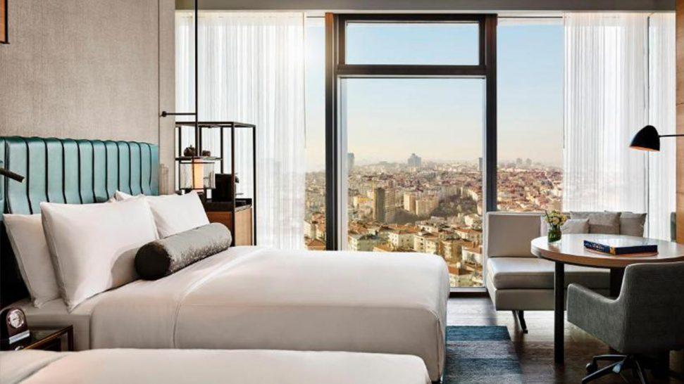 Hotel Fairmont Quasar Istanbul Fairmont Bosphorus View Room