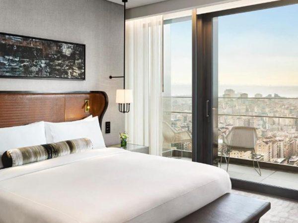 Hotel Fairmont Quasar Istanbul Fairmont One-Bedroom Suite