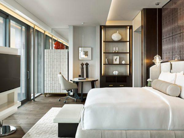 Hotel Fairmont Quasar Istanbul Fairmont Presidential Suite