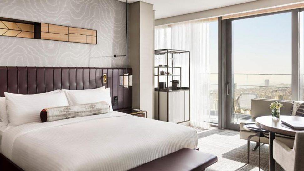 Hotel Fairmont Quasar Istanbul Fairmont Room