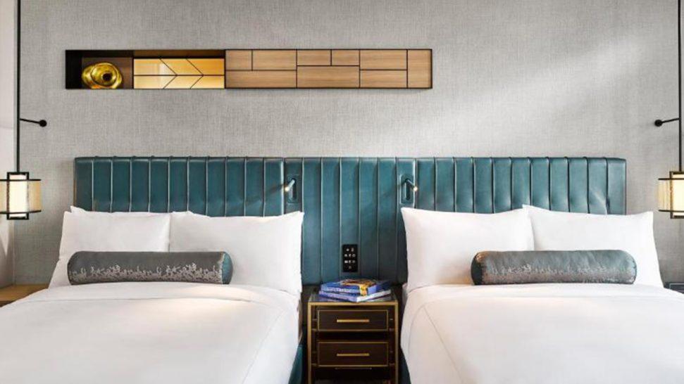 Hotel Fairmont Quasar Istanbul Fairmont Two Bedroom Suite