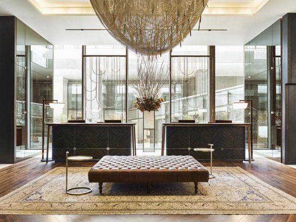 Hotel Fairmont Quasar Istanbul Interior