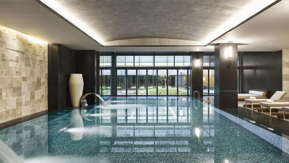 Hotel Fairmont Quasar Istanbul Pool