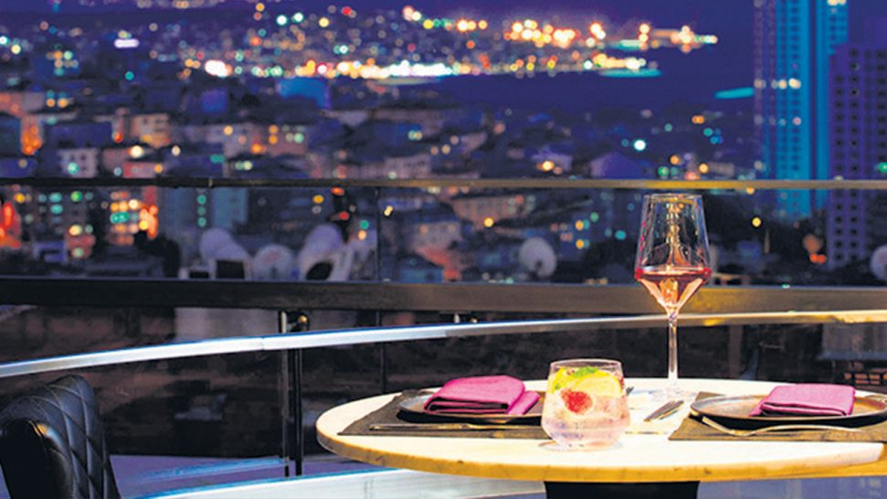 Hotel Fairmont Quasar Istanbul Ukiyo Istanbul