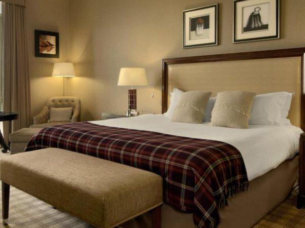 Hotel Fairmont St Andrews Scotland Atrium Room