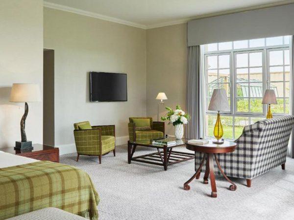 Hotel Fairmont St Andrews Scotland Deluxe Suite