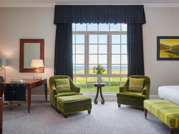 Hotel Fairmont St Andrews Scotland Executive Suite
