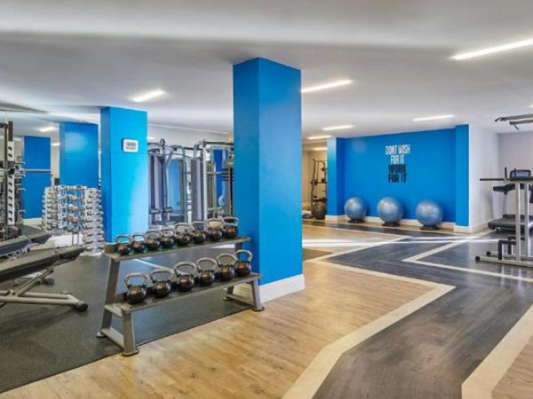 Hotel Fairmont St Andrews Scotland Gym