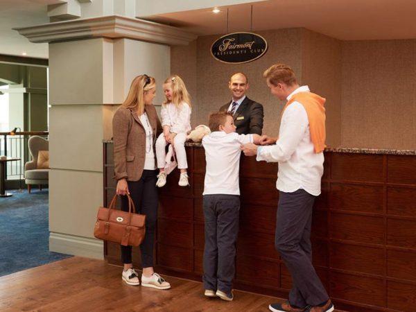 Hotel Fairmont St Andrews Scotland Interior