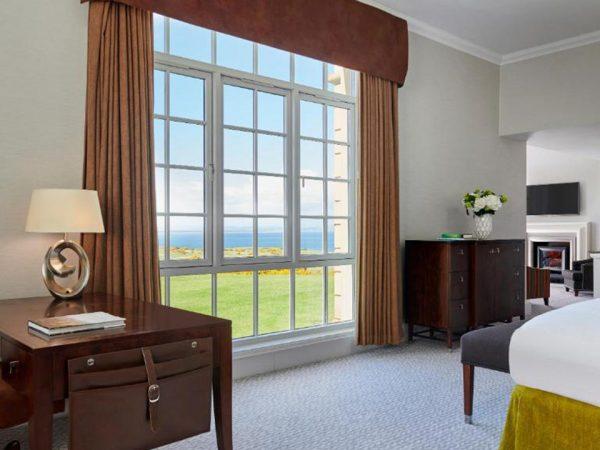 Hotel Fairmont St Andrews Scotland Junior Suite