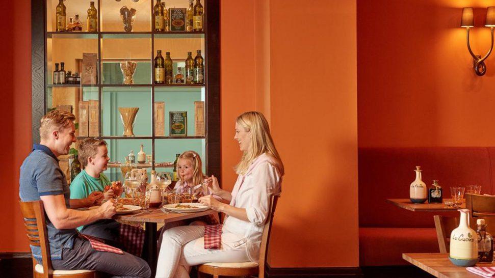 Hotel Fairmont St Andrews Scotland La Cucina