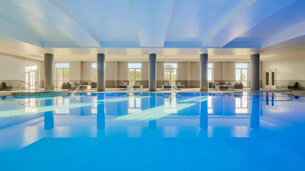 Hotel Fairmont St Andrews Scotland Pool