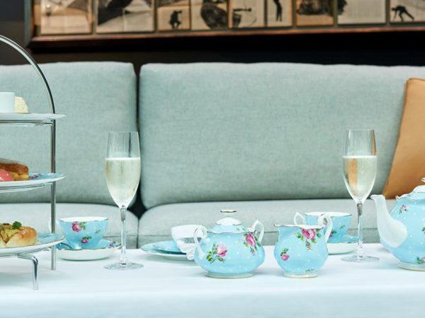 Hotel Fairmont St Andrews Scotland Savoy Afternoon Tea