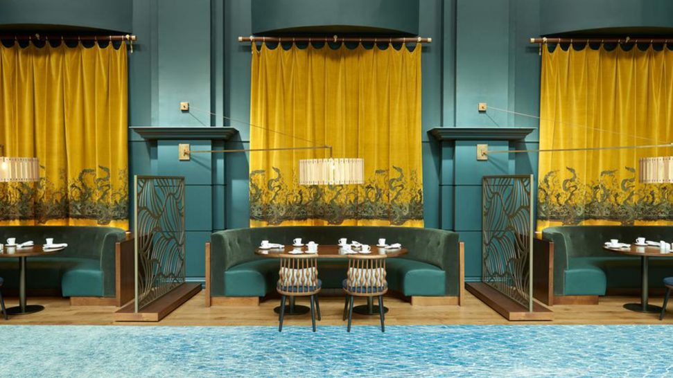 Hotel Fairmont St Andrews Scotland Squire Restaurant