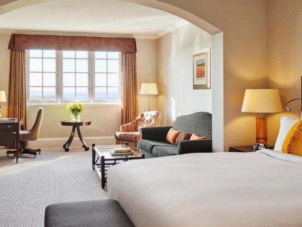 Hotel Fairmont St Andrews Scotland Studio Suite