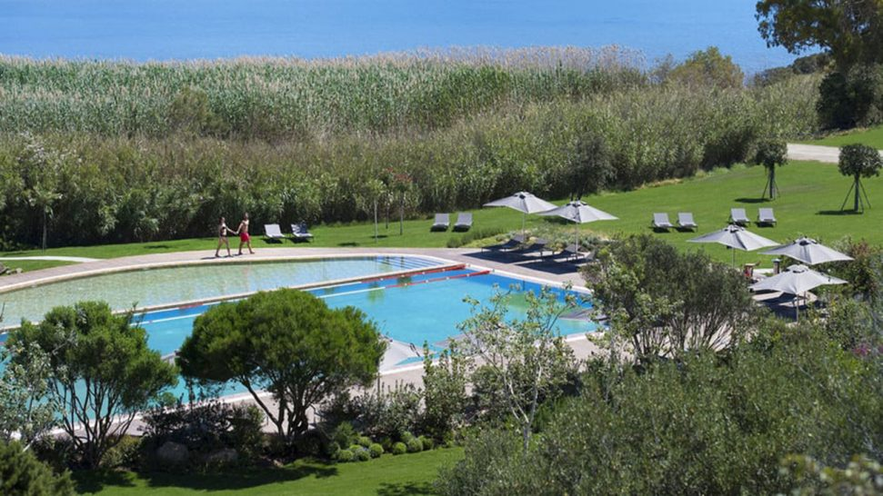 Hotel Laguna Chia Laguna Resort Baia Pool