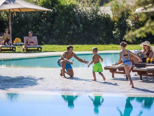 Hotel Laguna Chia Laguna Resort Bambini Pool
