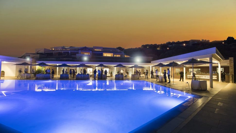 Hotel Laguna Chia Laguna Resort Bar Bioaquam