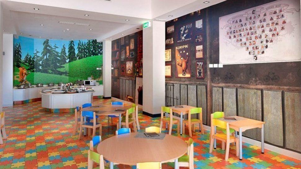 Hotel Laguna Chia Laguna Resort Bimbi Restaurant