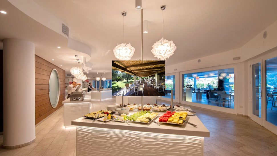 Hotel Laguna Chia Laguna Resort Club House Restaurant