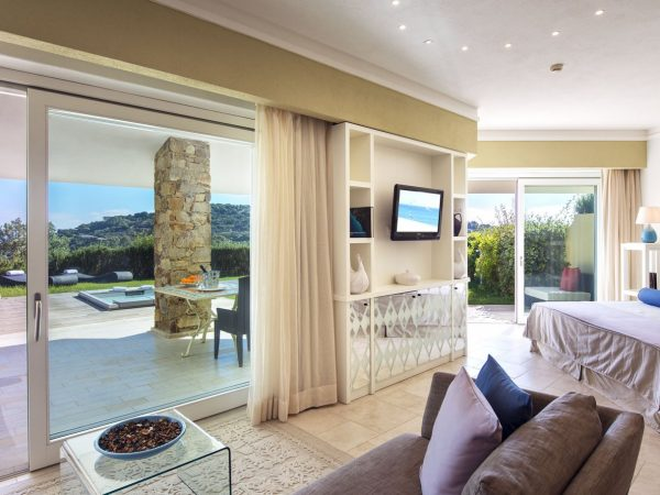 Hotel Laguna Chia Laguna Resort Garden Suite