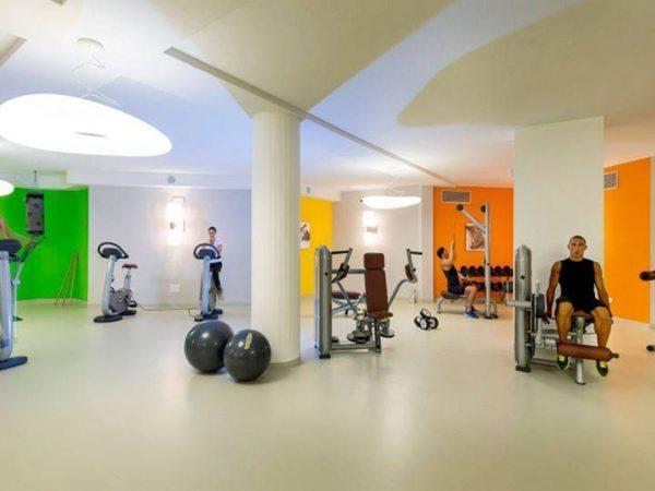 Hotel Laguna Chia Laguna Resort Gym