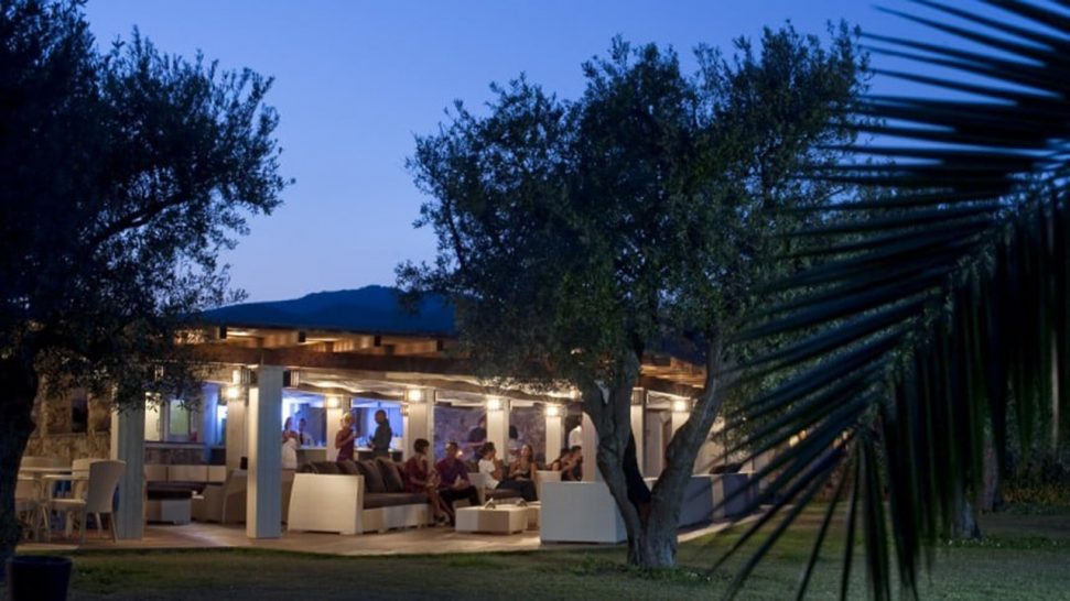 Hotel Laguna Chia Laguna Resort Le Dune Lounge Bar