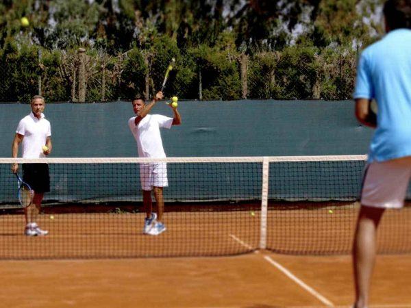 Hotel Laguna Chia Laguna Resort Tennis