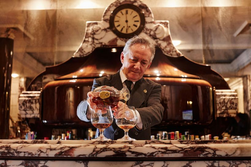 Hotel Lord Byron Il Salotto Lounge Bar