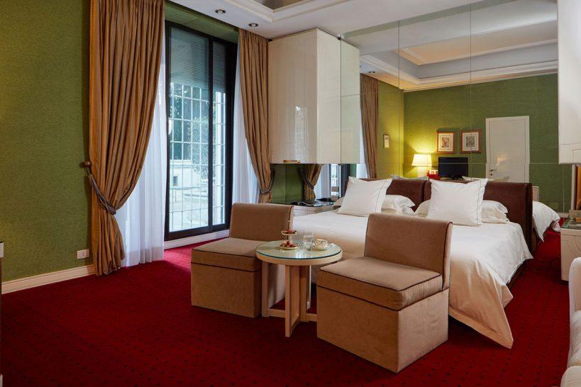 Hotel Lord Byron Prestige Patio