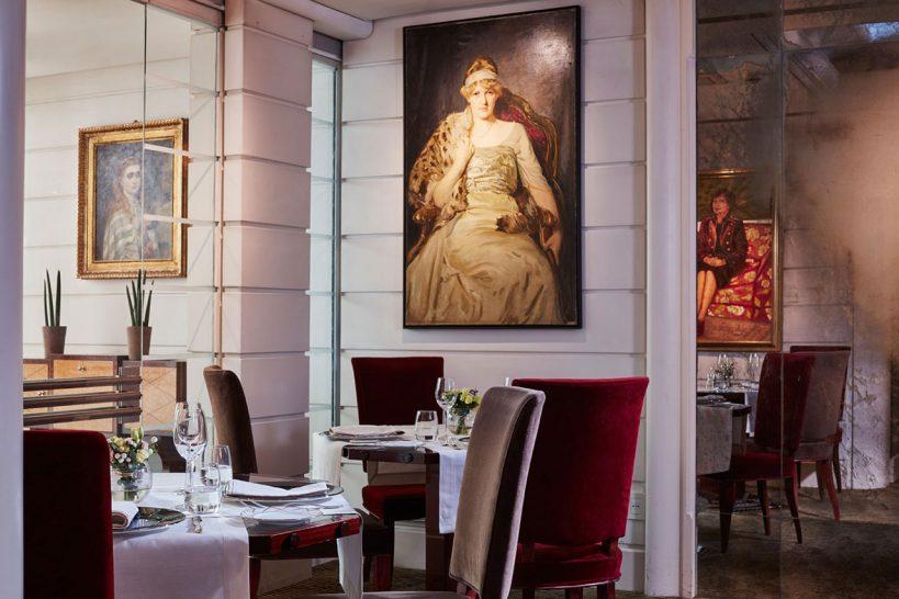 Hotel Lord Byron Restaurant