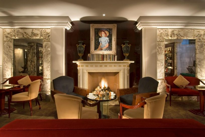 Hotel Lord Byron Rome